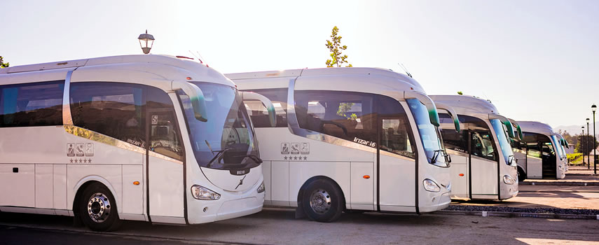 Arriendo de Buses para Viajes Especiales